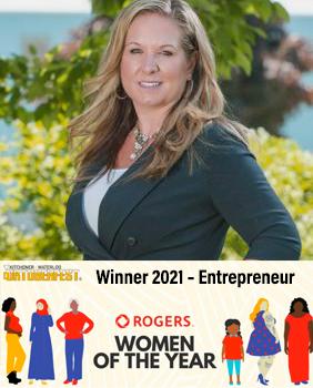 Jill Zappitelli - Rogers Woman of the Year 2021