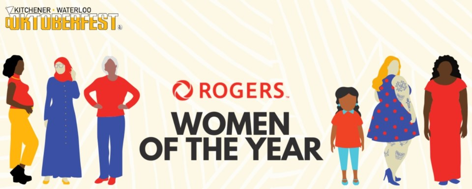 Rogers Woman of the Year